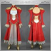 Fate/Extra フェイト/エクストラ ネロ・クラウディウス風 コスプレ衣装 女性M