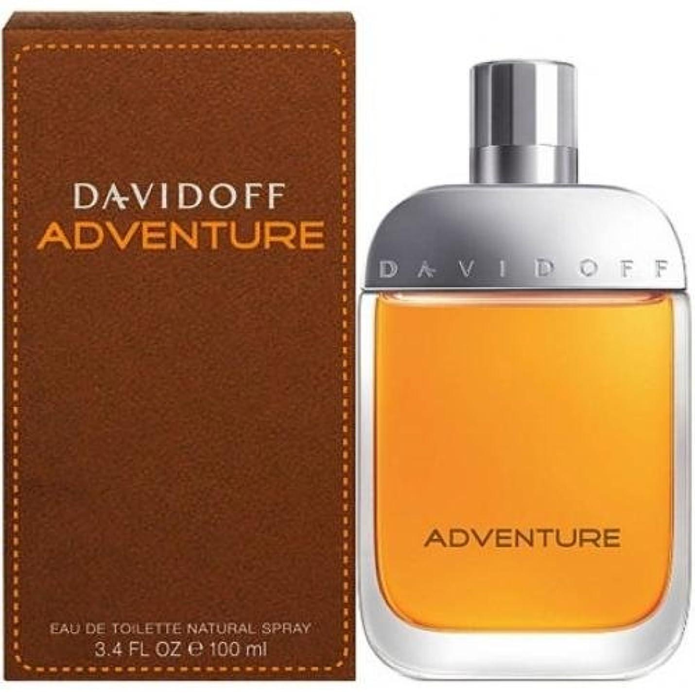 侵略石鹸改善ダビドフ[DAVIDOFF]ダビドフアドベンチャー100mlオードトワレスプレー