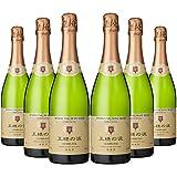 王様の涙 スパークリング セミセコ 750ml×6本 [スペイン/スパークリングワイン/辛口/6本]