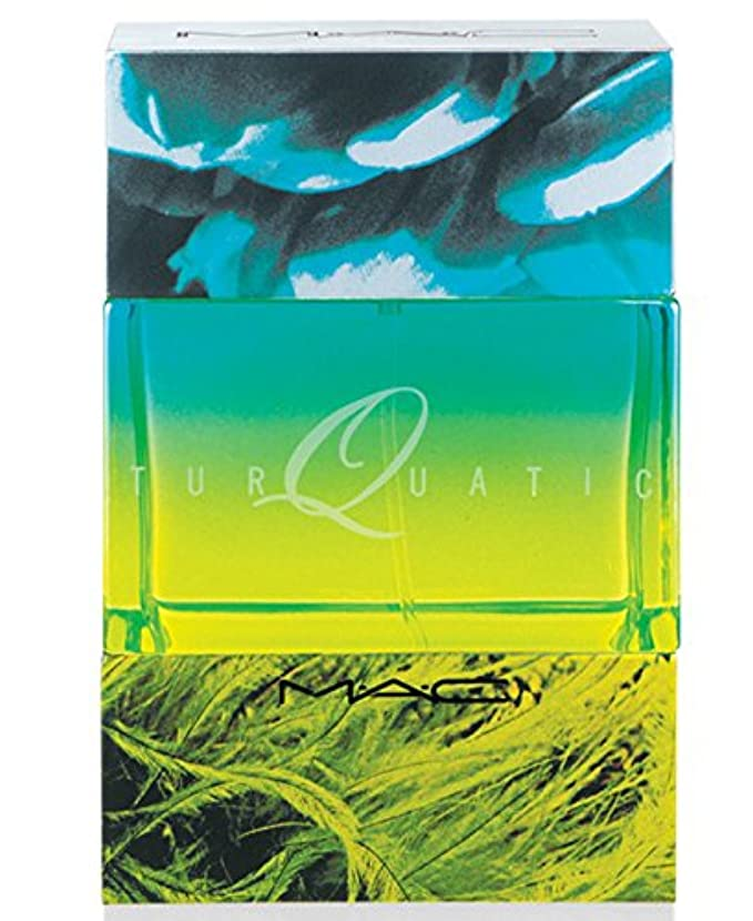サドルメンテナンススキニーMAC TURQUATIC (マック ターコティック) 1.7 oz (50ml) Fragrance Blend Spray