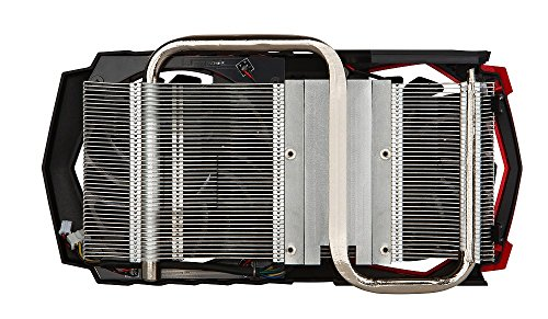 『MSI GeForce GTX 1050 Ti GAMING X 4G グラフィックスボード VD6190』の4枚目の画像