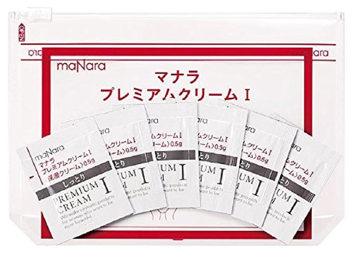 供給メロディアス消えるマナラ プレミアムクリーム1(しっとりタイプ)使い切り6包