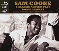 8 Classic Albums [Audio CD] Sam Cooke by Sam Cooke (2011-07-05)