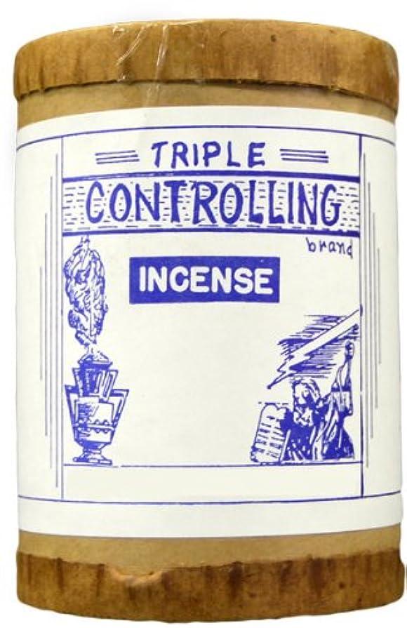 クラックスリチンモイどっち高品質トリプルControlling Powdered Voodoo Incense 16オンス