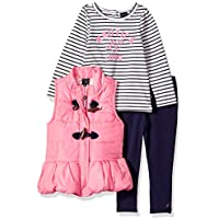 Nautica Sets (KHQ) (RJ7QG) Kids & Baby 3 Pieces Vest Set