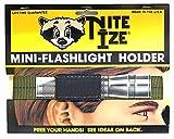 ナイトアイズ NITE IZE NFO-05/08 ミニフラッシュライトホルダー/ヘッドバンド グリーン