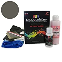 Dr。ColorChipアキュラTSX Automobileペイント Squirt-n-Squeegee Kit グレイ DRCC-29-250-0001-SNS