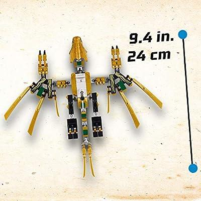 LEGO Ninjago The Golden Dragon 70666 Building Toy