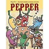 ペッパー日本語版(Pepper)/テンデイズゲームズ/クラマー&キースリング