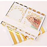 Studio Gold Overlay Card Kit 10/Pkg- (並行輸入品)