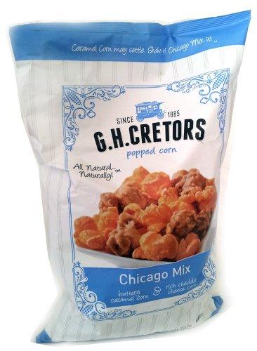 G.H CRETORS ポップコーン シカゴクラシックミックス...