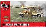 エアフィックス 1/35 ドイツ軍 重戦車 ティーガー1 初期型 プラモデル A1363