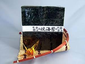 お弁当のカップ手巻寿司  愛知知多産 焼のり 20枚+海苔ぱっくん2袋 セット 厳選上海苔使用