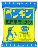 小笠原製粉 ペンギンラーメン シーフード味 92g×12袋