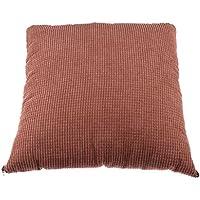 Lovoski デュアルユーズピロー 天然植物 綿 柔らかい 環境やさしい 2サイズ4色選べる - L, 褐色