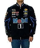 2015Tony Stewart Mobil 1Nascarジャケット M ブラック