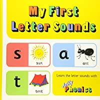 My First Letter Sounds: In Precursive Letters (British English edition) (Jolly Phonics)