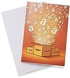 Amazonギフト券 - マルチパック・グリーティングカードタイプ - 1,000円×10枚 (Amazonオリジナル)