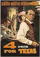 2020 カレンダー [12 pages 20x30cm] Frank Sinatra Vintage レトロ映画 ポスター 音楽