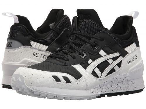 ASICS Tiger(アシックス) メンズ 男性用 シューズ 靴 スニーカー 運動靴 Gel-Lyte MT - Black/White 4 D - ...