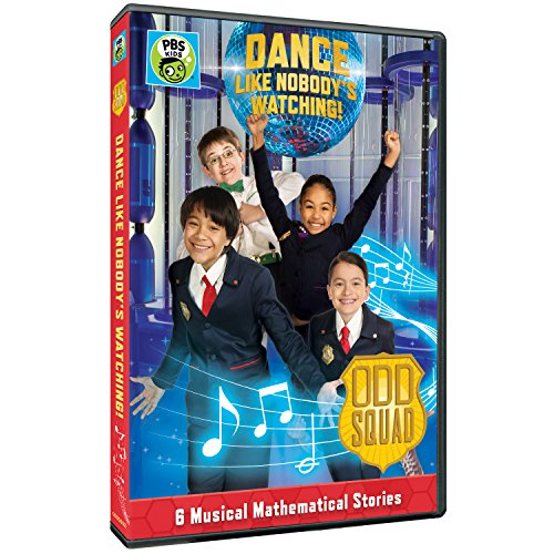 Odd Squad: Dance Like Nobody Is Watching [DVD] [Import]