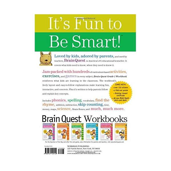 Brain Quest Workbook Gr...の紹介画像2