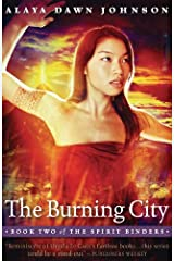 The Burning City (Spirit Binders Book 2) Kindle Edition