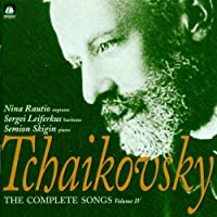 Tchaikovsky;Cpte.Songs 4