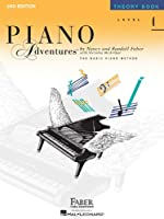 Piano Adventures: Theory Book Level 4; A Basic Piano Method