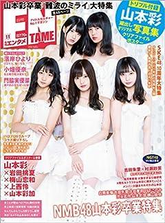 ENTAME(エンタメ) 2018年 11 月号 [雑誌]