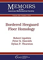 Bordered Heegaard Floer Homology (Memoirs of the American Mathematical Society)