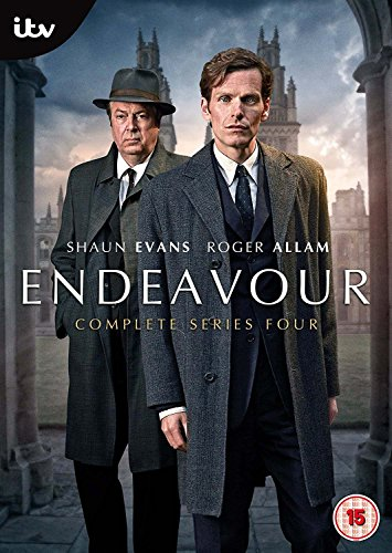 Endeavour Series 4 [DVD][PAL](...