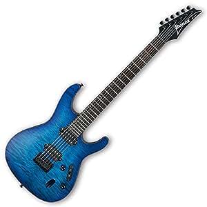 Ibanez アイバニーズ エレキギター S621QM-SBF