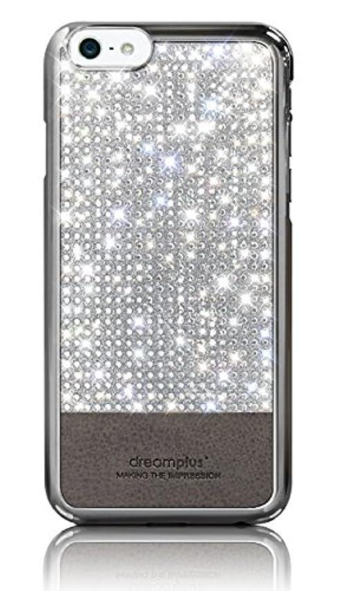 骨髄砂属性iPhone 6Splus/6plusケース【正規品】Dreamplus Persian Neo iPhone6splus iphone6plus iphone 5.5インチ ケース 本革 カバー ラインストーン 保護ケース アイフォン シルバー