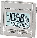 カシオ デジタル電波目覚まし 日付表示 温・湿度表示付 DQD-705J-8JF