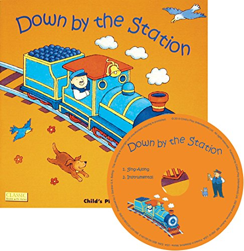 Down by the Station (Classic Books With Holes)の詳細を見る