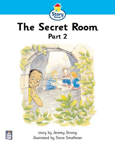 *LILA:SS:S2: THE SECRET ROOM PART 2 (LITERACY LAND)の詳細を見る