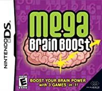 Mega Brain Boost (輸入版)