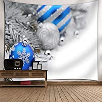GLYY 北欧風 クリスマスタペストリー 壁掛け インテリア 150*230 CM クリスマスセット壁画 壁にれる タペストリー多機能ファブリック装飾用品おしゃれ 部屋 窓カーテンギフト A1