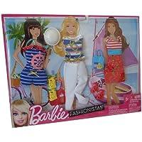 バービー Barbie Fashionistas Marina Outfits X2233 輸入品