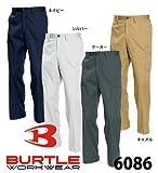 BURTLE バートル  カーゴパンツ(春夏用)  6086 キャメル 85サイズ