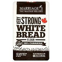 結婚の非常に強いカナダの白い粉1.5キロ - Marriage's Very Strong Canadian White Flour 1.5kg [並行輸入品]