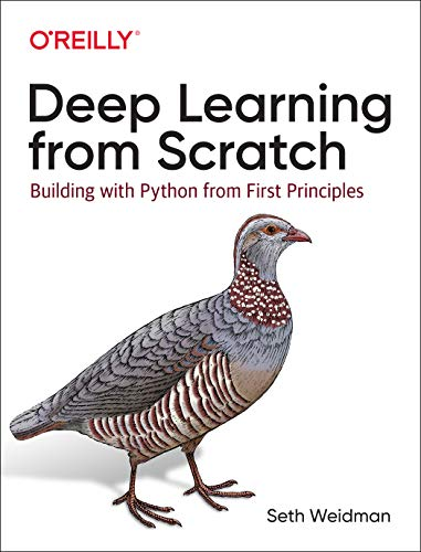 [画像:Deep Learning from Scratch: Building with Python from First Principles]
