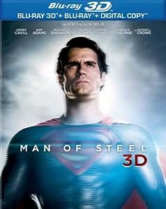 マン・オブ・スティール 3D & 2D ブルーレイセット (初回数量限定生産) [Blu-ray]