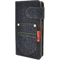 d226e05330 PLATA Xperia エクスペリア X Compact コンパクト (SO-02J)用 ポケット デニム デザイン スタンド