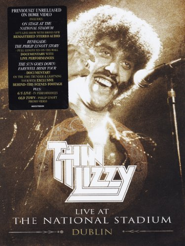 Live at the National Stadium Dublin 1975 [DVD] [Import]