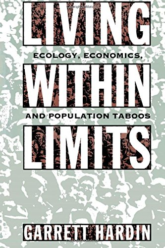 Download LIVING WITHIN LIMITS 0195093852