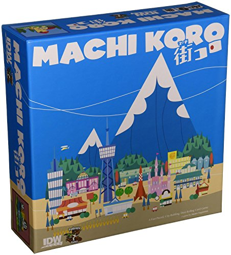 街コロ (Machi Koro) [並行輸入品] ボードゲーム
