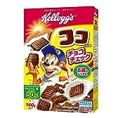ケロッグ ココくんのチョコチェック 140g×5箱