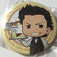 ダイヤのA animate cafe 限定 トレーディング缶バッジ カフェスタイル 【真田 俊平】